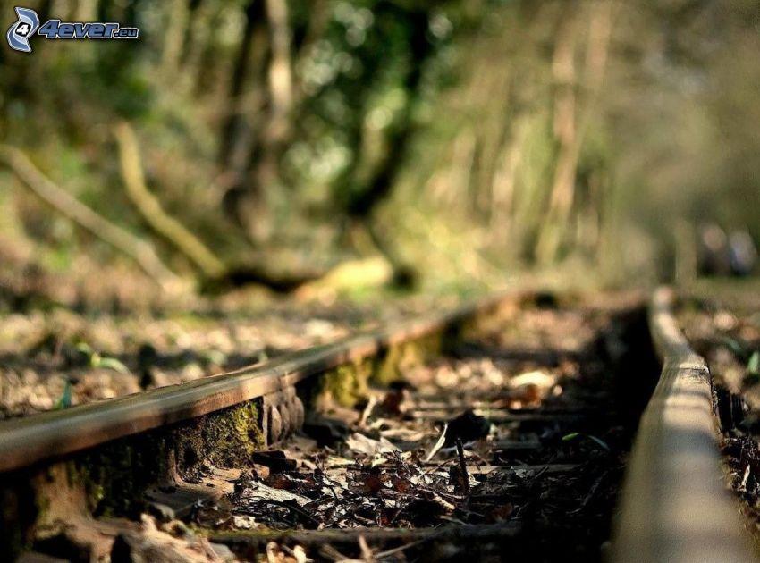 alten Schienen
