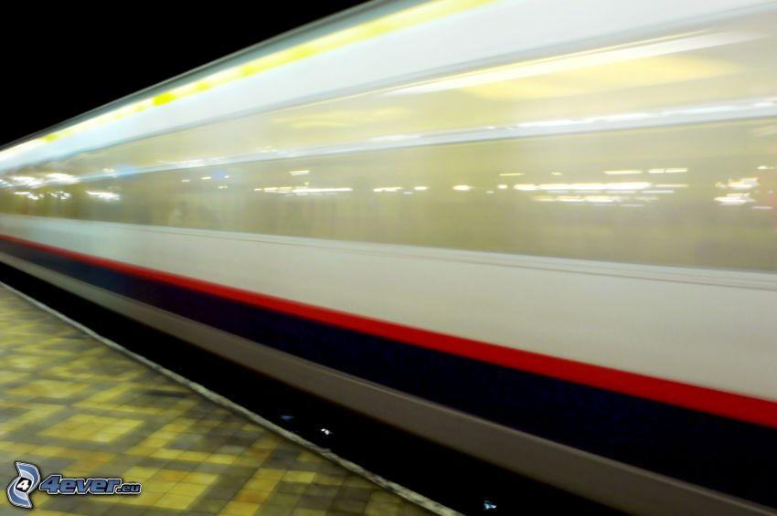Hochgeschwindigkeitszüge