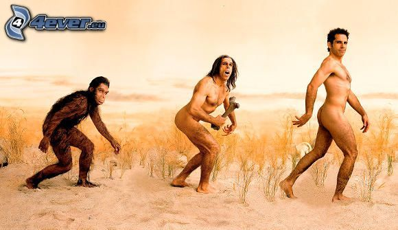 Ben Stiller, Evolution