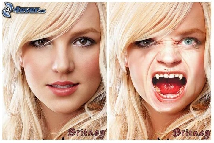 Britney Spears, Monster, Parodie