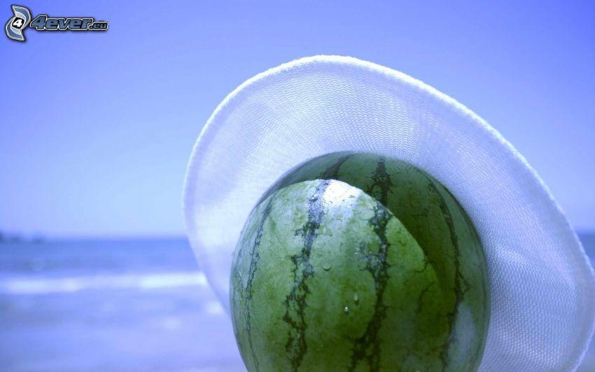 Wassermelon, Hut