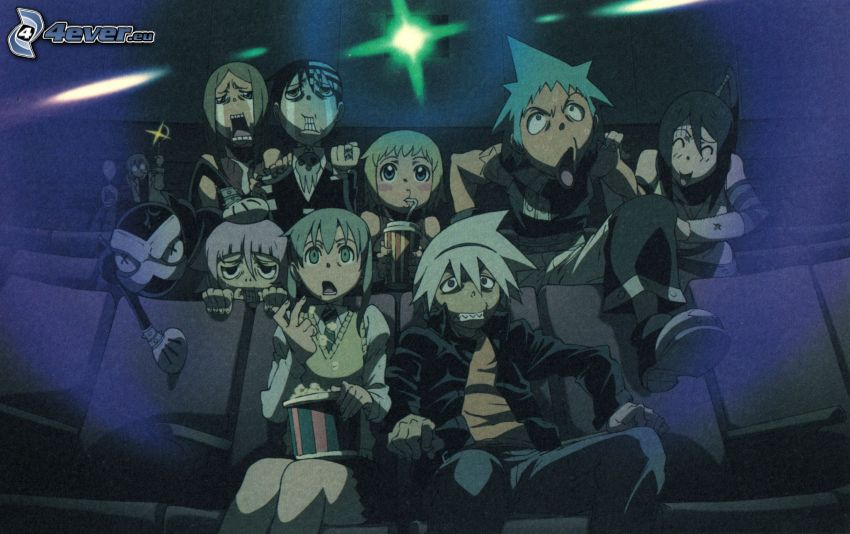Anime-Charaktere