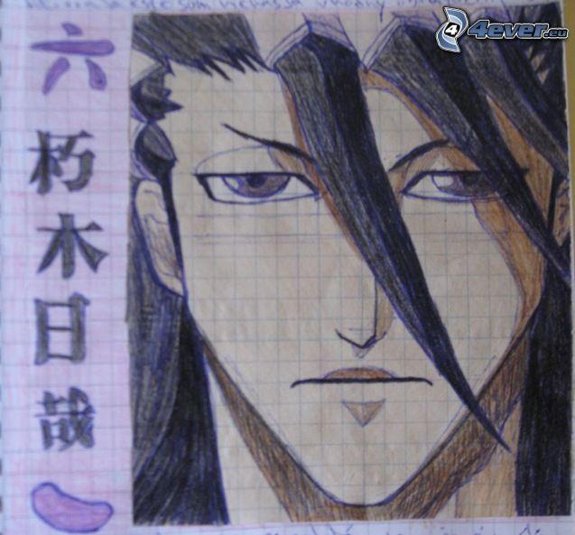 Byakuya, Bleach