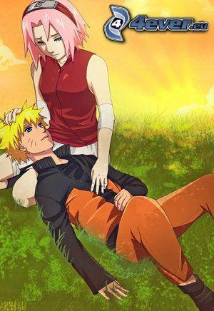 Cartoon, Naruto, Sakura