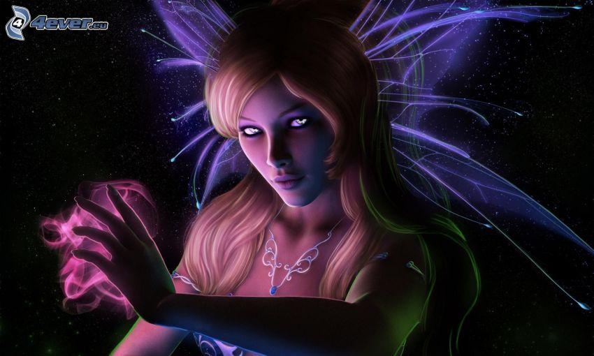 Fantasy Frau