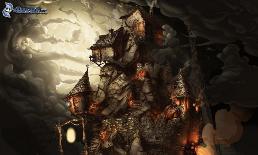 Häuser, Fantasy