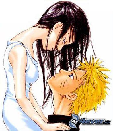 Hinata, anime, Liebe, manga, Naruto