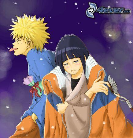 Naruto, Hinata