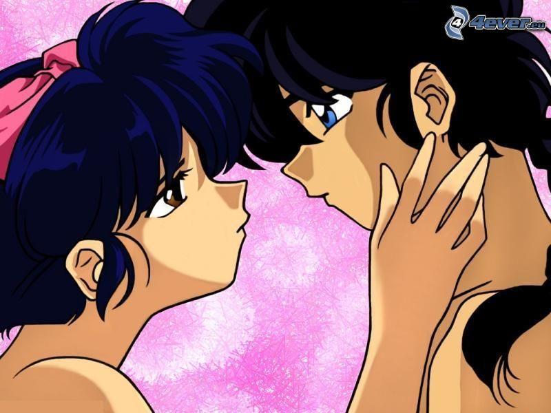 Ranma ½, manga, anime