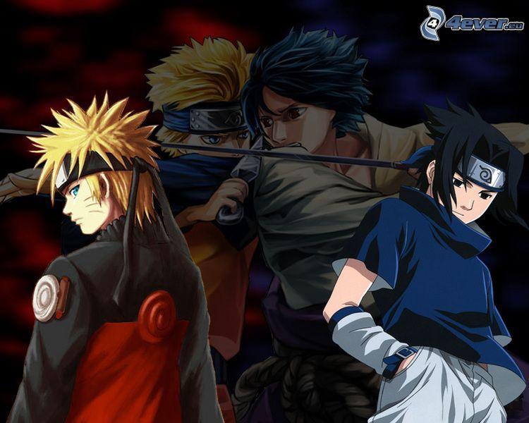 Sasuke, Naruto, Cartoon, anime