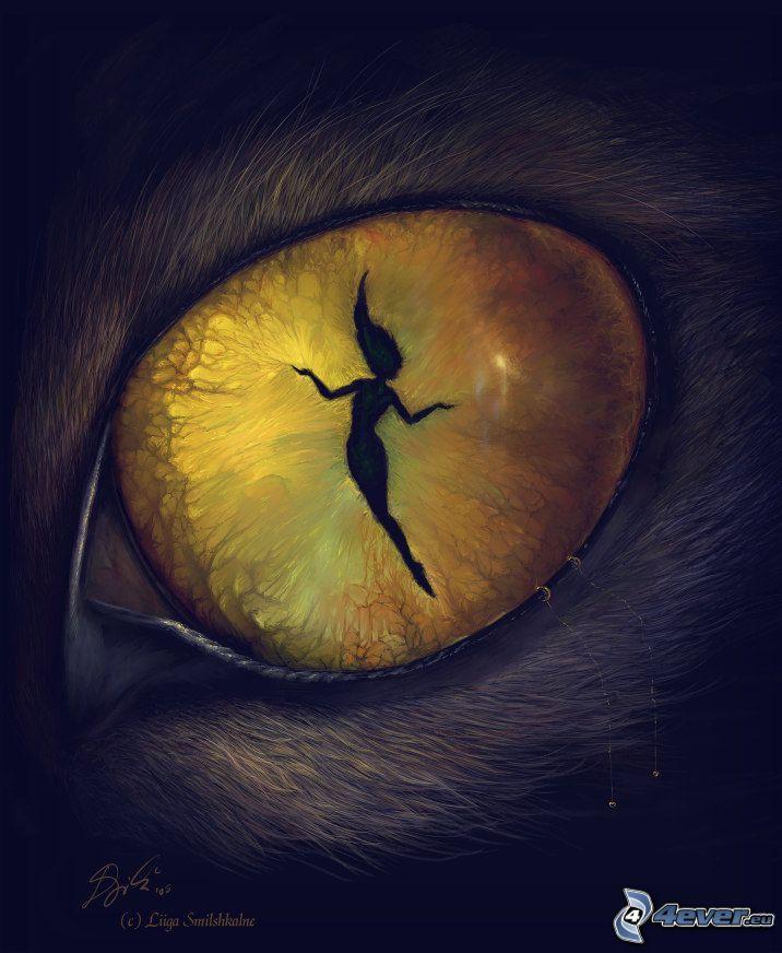 Auge der Bestie, elf, Figur