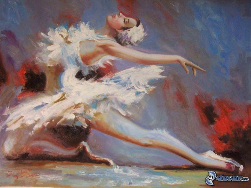 Ballerina, Bild