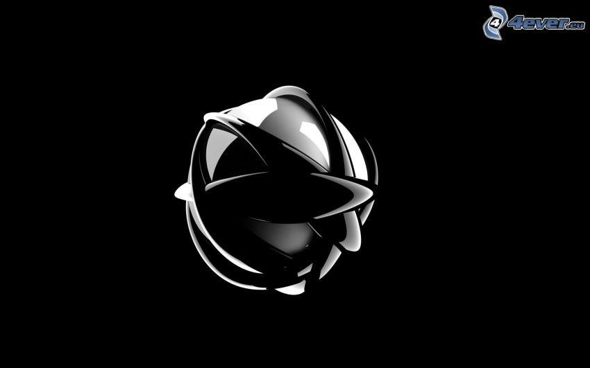 abstrakte Kugel