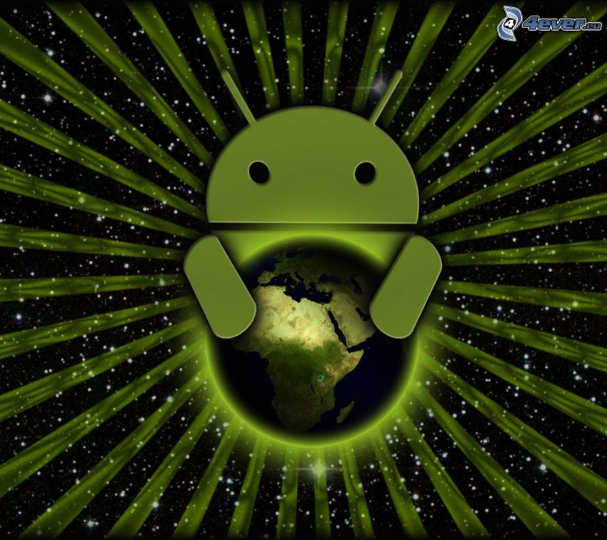 Android, Erde