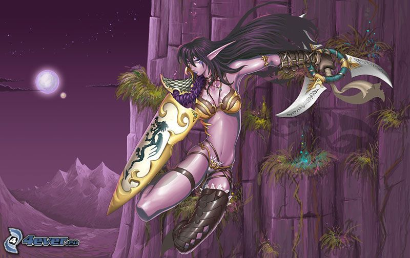 elf, World of Warcraft