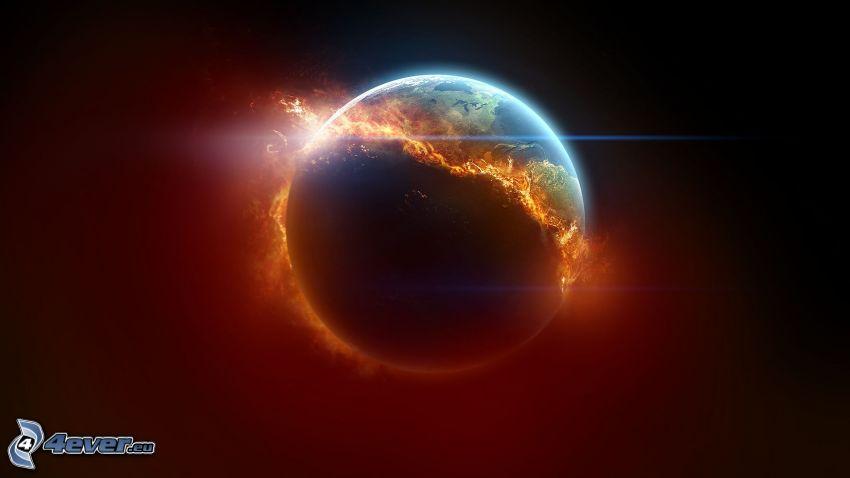 Erde, Apokalypse
