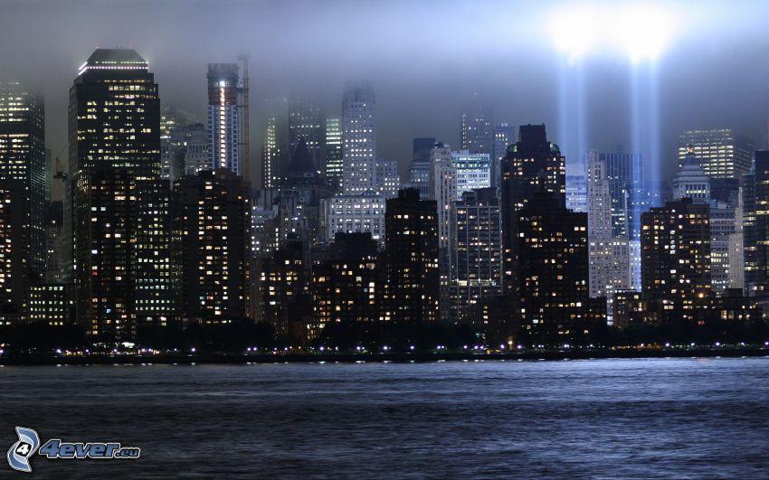 Manhattan, WTC memorial, New York
