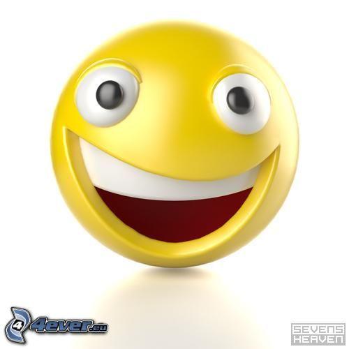 smile, smileys, Lächeln