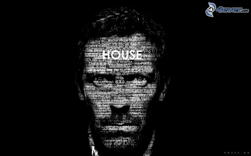 Dr. House, text