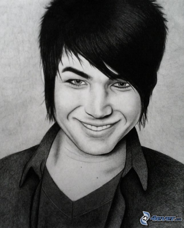 Adam Lambert, Cartoon