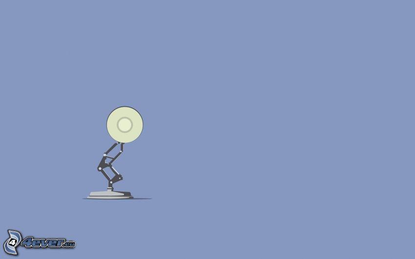 Lampe, Pixar