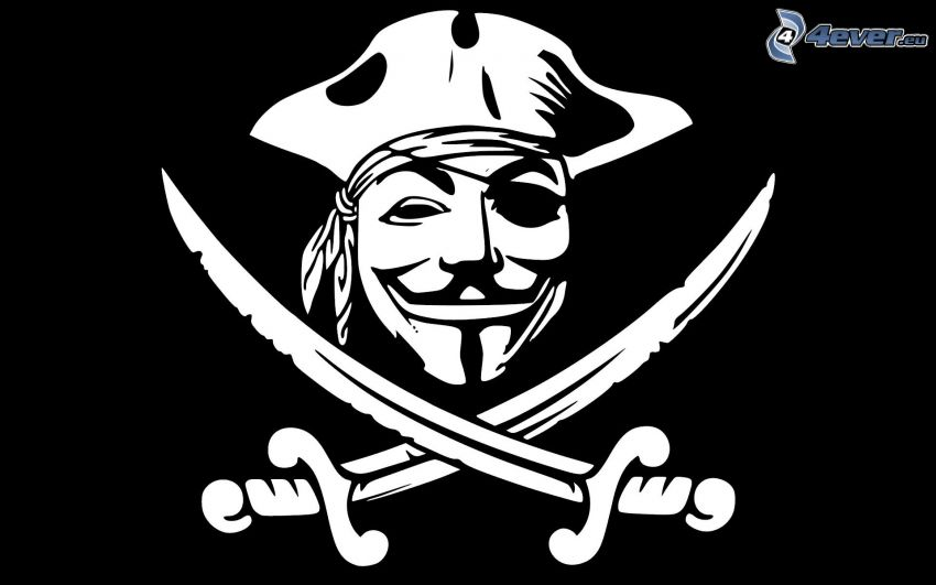 Pirat, Anonymous