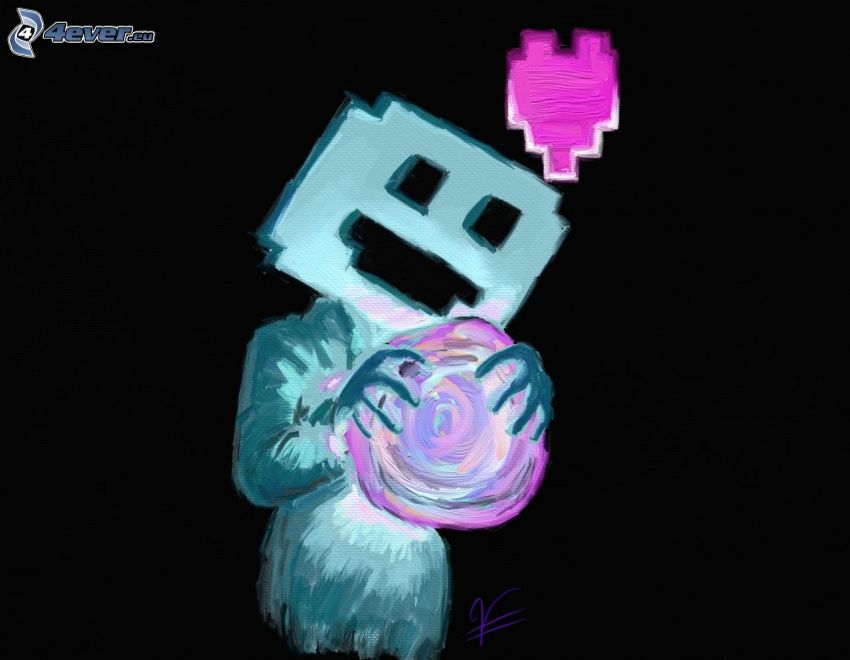 Robot, Herz