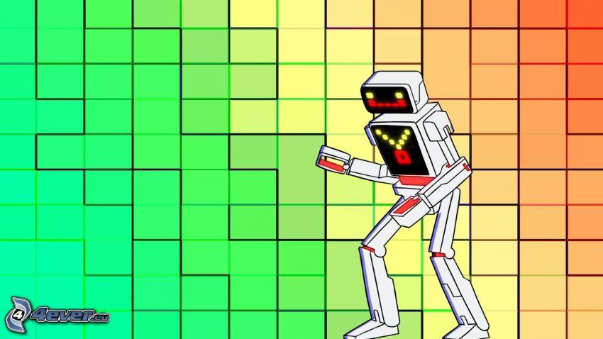 Robot, Quadrate