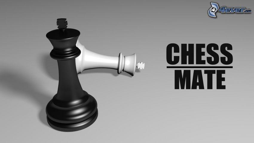 Schachfiguren, text