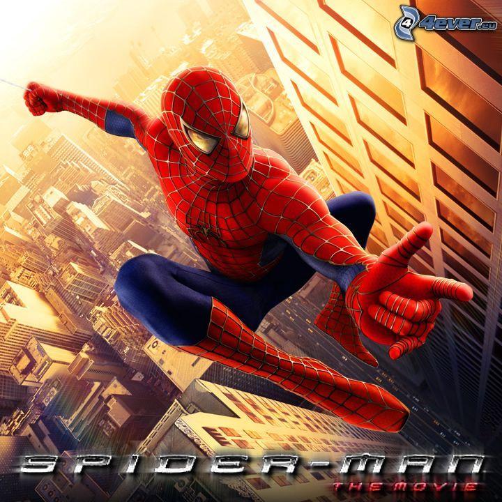 Spiderman, City