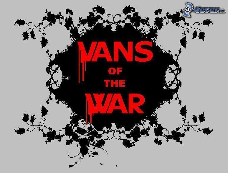 Vans, Krieg