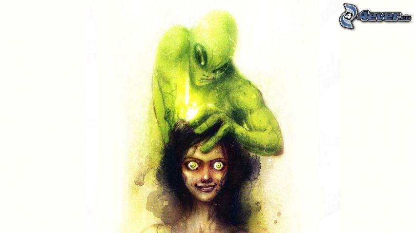 Xenoholics, Außerirdische