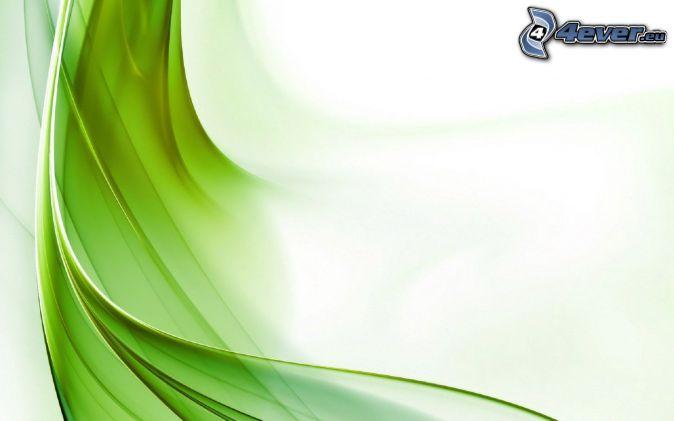 gröna linjer