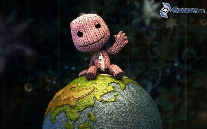 karaktär, planeten Jorden