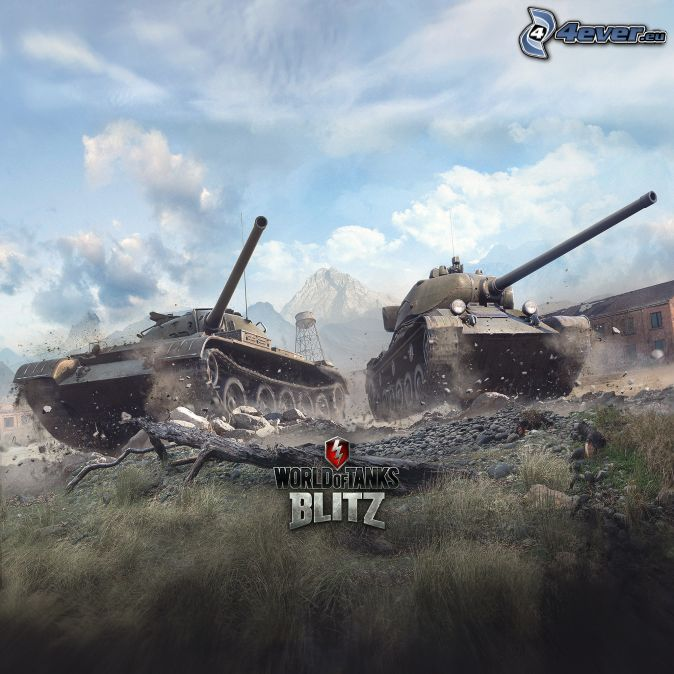 World of Tanks, tankar