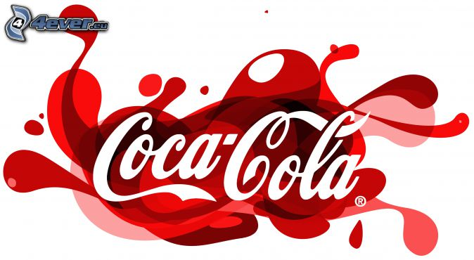 Coca Cola, fläckar