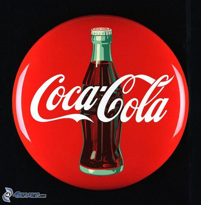 Coca Cola, flaska