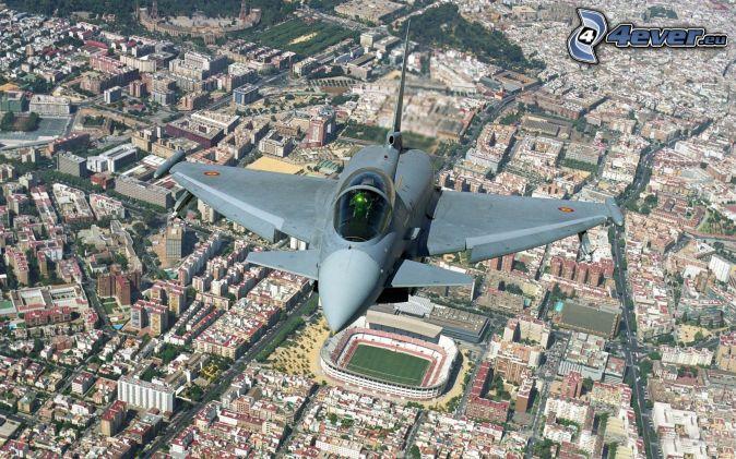 Eurofighter Typhoon, stad