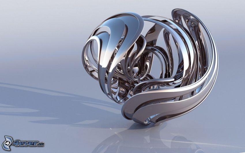 abstrakt form