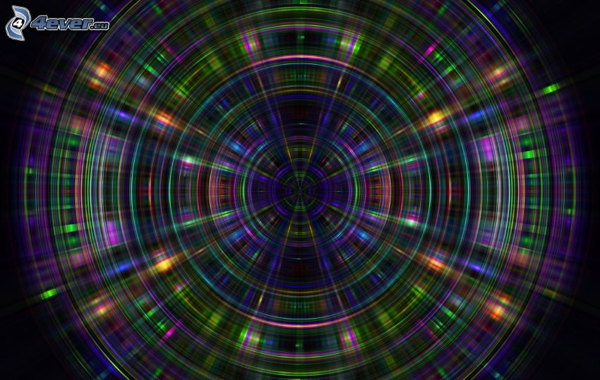 abstrakta cirklar