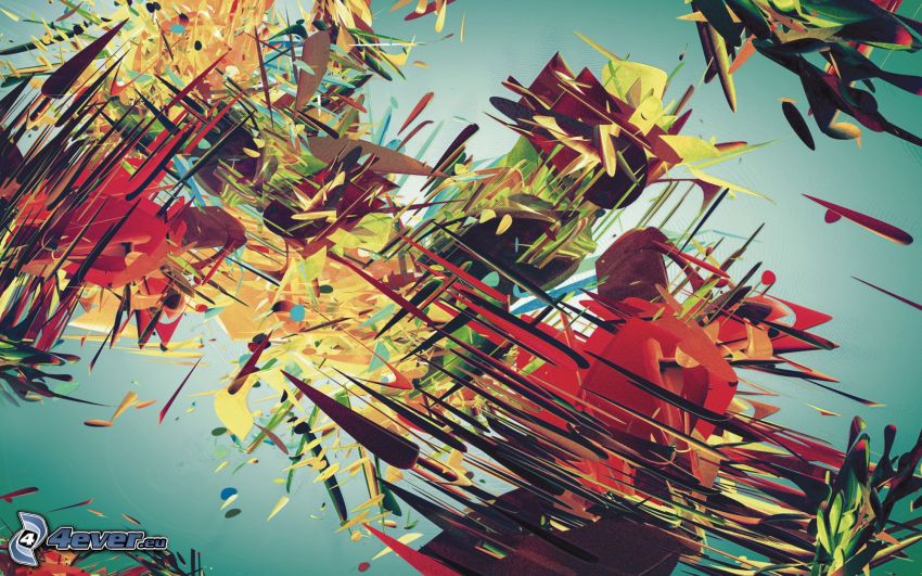 abstrakta former