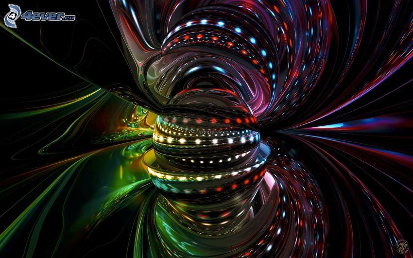 abstrakta linjer