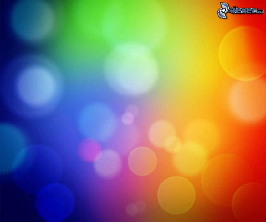 färgade ringar