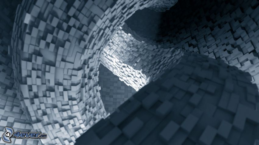 tunnel, kuber