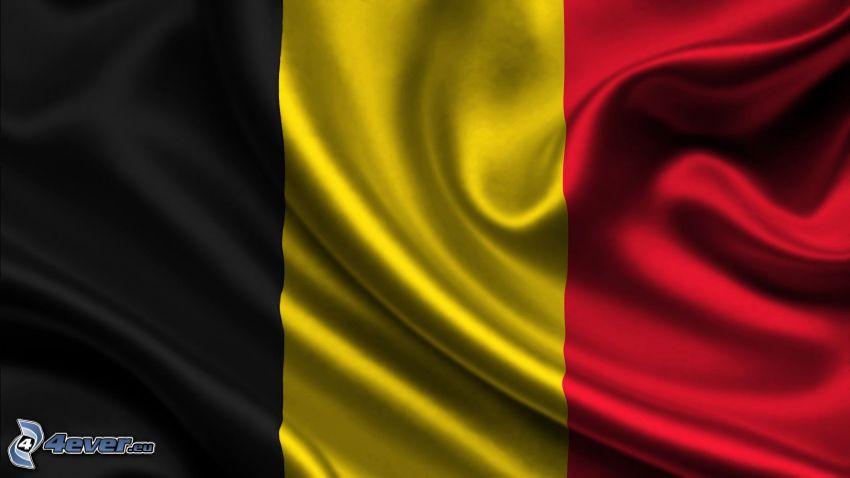 Belgiska flaggan