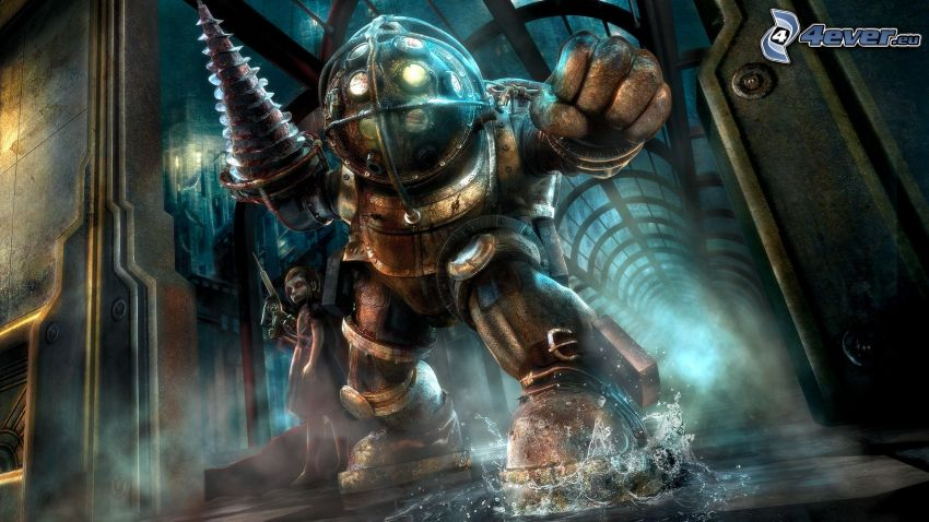 BioShock, Big Daddy