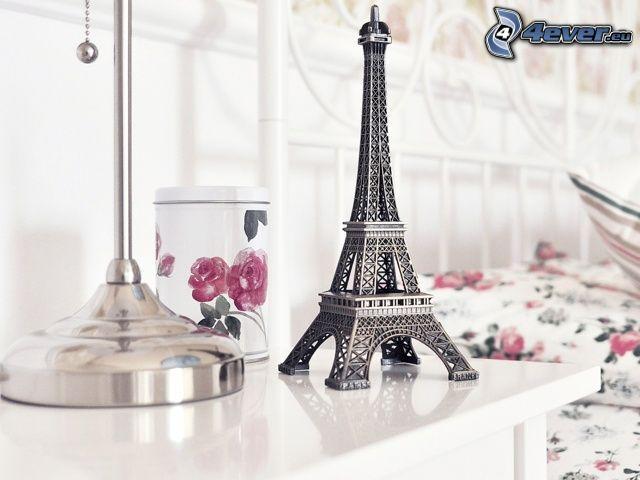 Eiffeltornet, miniatyr