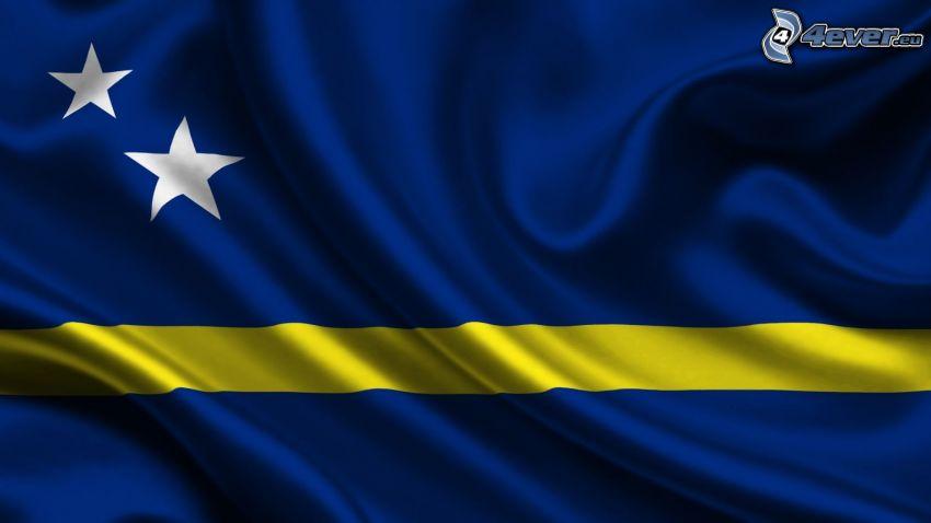 flagga, Curaçao