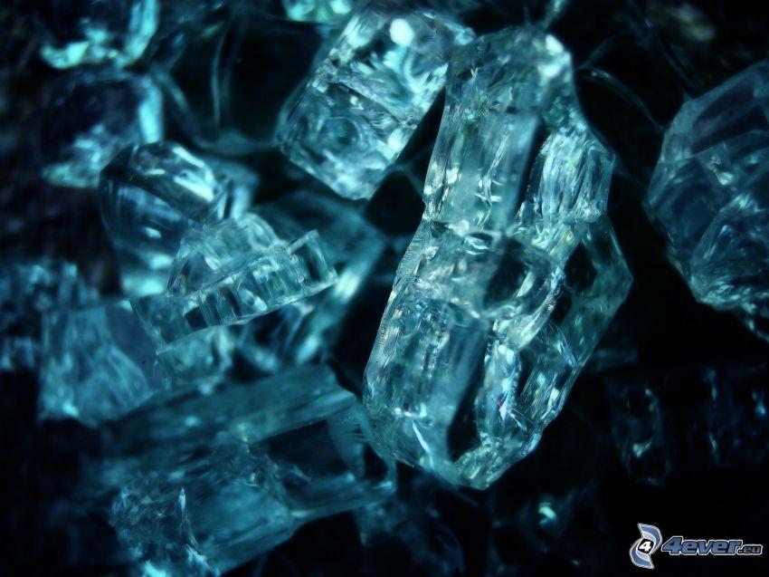 glassplitter, glas