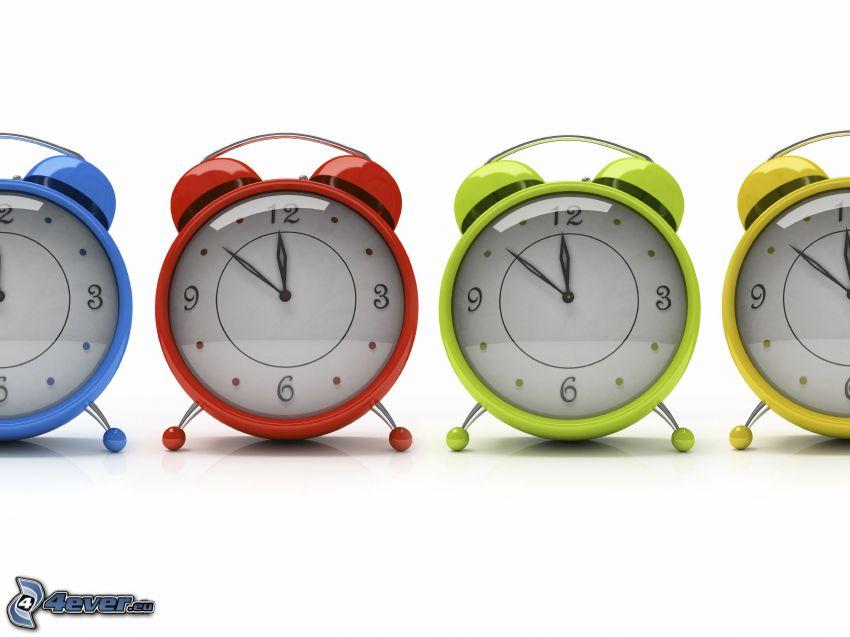 klocka, väckarklocka